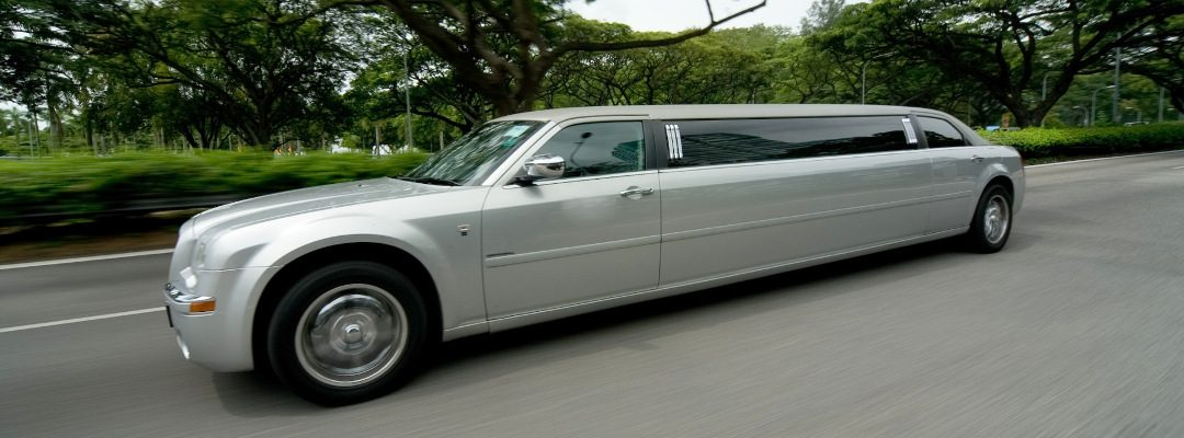 CHRYSLER LIMO (BABY BENTLEY)