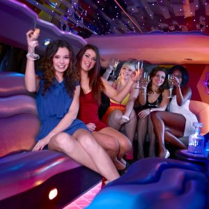 Birthday Party Limousine For Hire