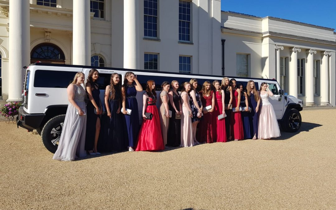 PROM NIGHT LIMO HIRE