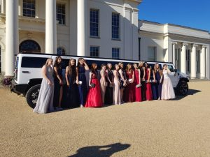 Prom Hummer limos for hire in London 2019