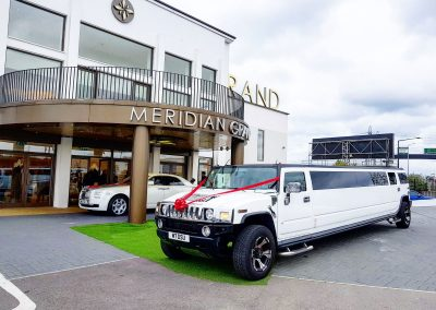 Hummer & Luxury range of limos For Hire