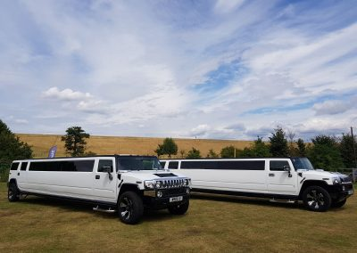 Luxury range of limos For Hire