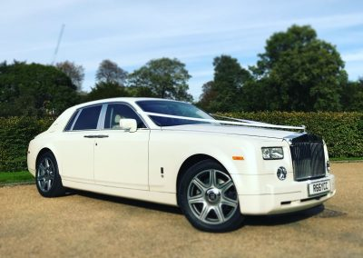 Rolls Royce Limo Rental in London