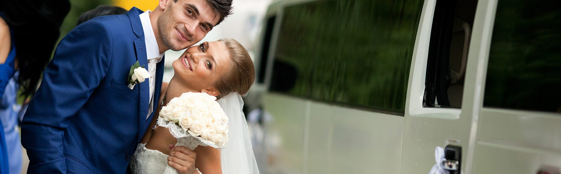 Luxury Wedding Limousine Hire Service